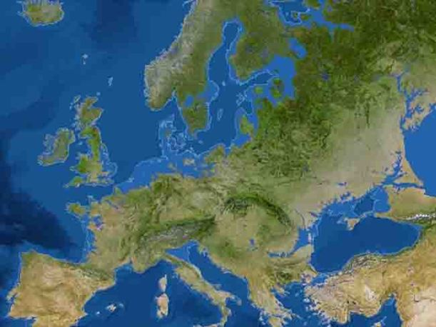 MI National Geographic map ice melting