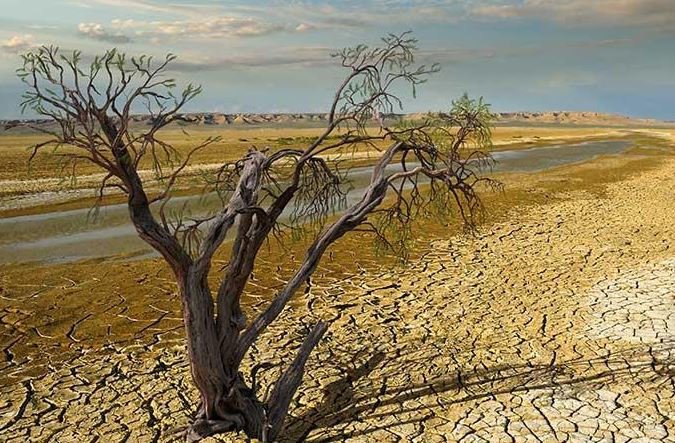 climate dryness