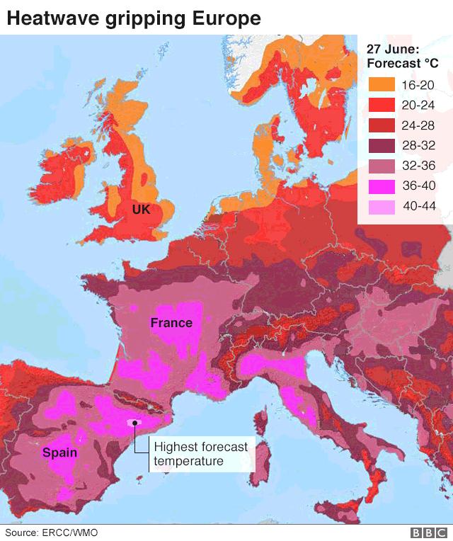 _european heatwave2019