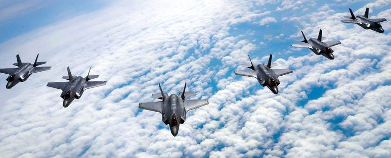 USmilitary planes