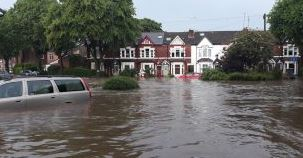 Birmingham floods