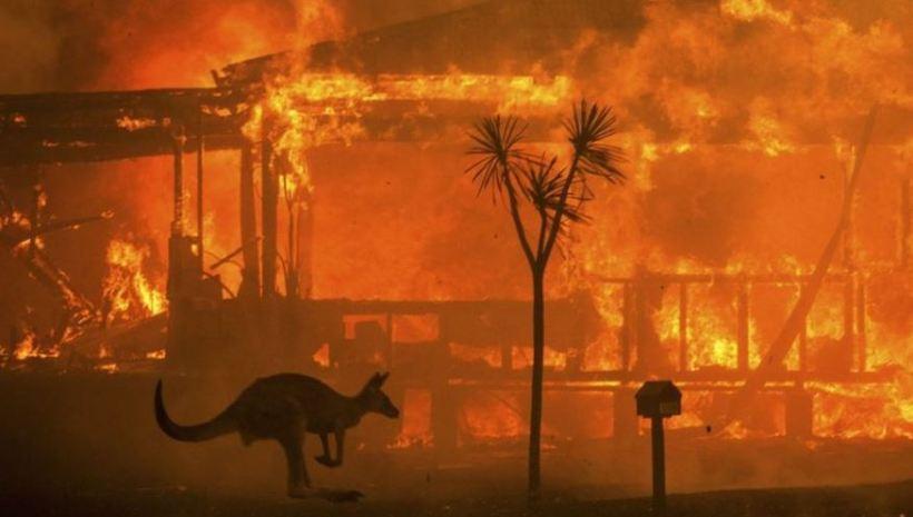 AustralianBushfire